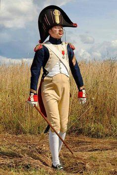 Tamburo maggiore della fanteria della guardia imperiale francese