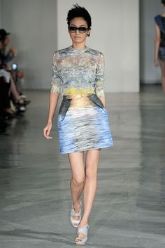 Peter Pilotto Spring 2010 Ready-to-Wear - Collection - Gallery - Style.com