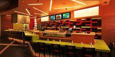 The Harrah's Cherokee Noodle Bar is a casual Asian restaurant serving dim sum, noodle soups and house specialties. Noodle Bar, Noodle Soups, Shrimp Rolls, Chicken And Shrimp, Asian Restaurants, Pepper Steak, Dim Sum, Fine Dining, Cherokee