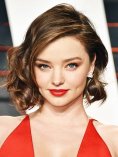 Miranda Kerr's Hair Is Shorter Than Ever via @ByrdieBeautyUK