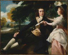 Thomas Lane and His Sister Harriot  about 1792 John Singleton Copley