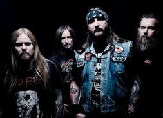 From the UK heavy metal band Orange Goblin will be at Wacken Open Air festival in 2017