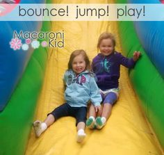 20 of our Favorite {Nearby} Places to Bounce, Jump, and Play--2015 on Seattle's eastside