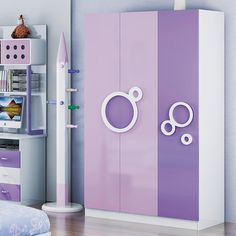 It comes in different style and design. Bedroom Cupboard Designs, Wardrobe Design Bedroom, Kids Bedroom Designs, Bedroom Cupboards, Kids Wardrobe, Kids Room Design, Closet Designs, Closet Bedroom, Wadrobe Design