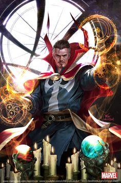 Marvel Tales: Doctor Strange - Comics by comiXology Marvel Comic Universe, Marvel Comics Art, Marvel Heroes, Marvel Universe, Strange Tales, Dr Strange, Comic Books Art, Comic Art, Doctor Strange Comic