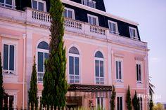 Lisbon's Lapa Palace Hotel