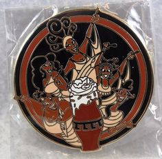 Disney DSF DSSH Studio Store Pin Trader Delight PTD  LE 400 Hercules The Muses