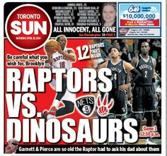Toronto Raptors Vs. Brooklyn Nets: GAME 4  FREE #NBA PICK: http://www.freesportspropicks.com/services.php  #NBAPlayoffs #RaptorsVsNets #BrooklynNets #TorontoRaptors