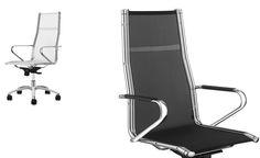 Kancelářské křeslo ICE - odlehčený subtilní design