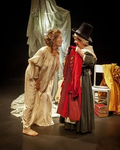 THEATRE REVIEW: Two-woman play THE RESTORATION OF NELL GWYN at York Theatre Royal...