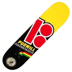 Board Plan B Skateboards Flags series Torey Pudwill
