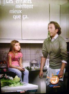 Enfants contre parents