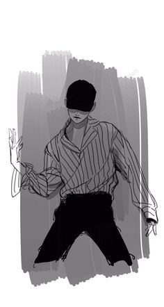 Kyungsoo the eve animation Kaisoo, Baekhyun, Fanarts Anime, Anime Characters, Nct, Kpop Anime, Exo Fan Art, Desenho Tattoo, Kpop Fanart