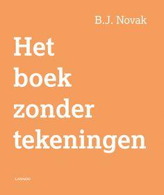 Recensie Het boek zonder tekeningen - BJ Novak