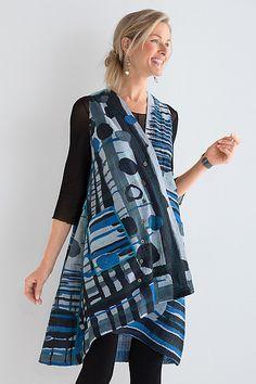 Lakeside Wrap Vest