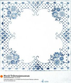7528593a1b679c Norwegian, Gunner Pederson embroidery patterns for small tablecloths, or  hankies, or dresses.