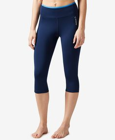 Reebok Workout-Ready PlayDry Capri Leggings