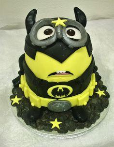 Purppurahelmen juhla- ja  fantasiakakut: Batman