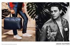 Louis Vuitton presents its new menswear campaign featuring the Kim Jones-designed Spring/Summer 2016 collection.