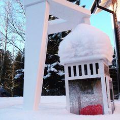 Finnish winter outerior! Winter, Outdoor Decor, Design, Home Decor, Winter Time, Decoration Home, Room Decor, Home Interior Design