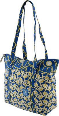 Milwaukee Brewers Fabric Small Tote