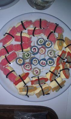 Sushi slik made by Simone
