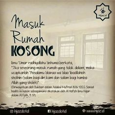 Salam saat masuk rumah kosong Hijrah Islam, Islam Marriage, Doa Islam, Quran Quotes Inspirational, Islamic Love Quotes, Muslim Quotes, Reminder Quotes, Self Reminder, Prayer Verses