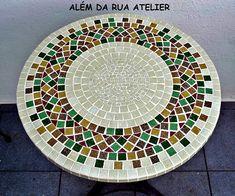Mosaic Tile Designs, Mosaic Tile Art, Mosaic Artwork, Mosaic Patterns, Mosaic Glass, Tile Crafts, Mosaic Crafts, Ceramica Artistica Ideas, Cerámica Ideas