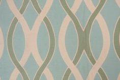 Retro/Contemporary Wovens :: Barrow M9517 Tapestry Upholstery Fabric in Aqua $10.95 per yard - Fabric Guru.com: Fabric, Discount Fabric, Uph...