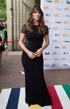 Actor Jennifer Garner poses at the premier of the film 'Men, Women and Children' during the 2014 Toronto International Film Festival in Toronto on Saturday, September 6, 2014.  Photo by Darren Calabrese of The Canadian Press.