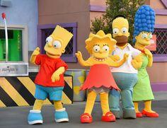 'The Simpsons' Springfield Comes to Universal Studios Hollywood | Variety