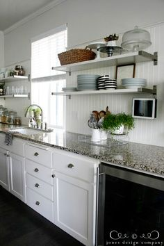 Open cabinet space!