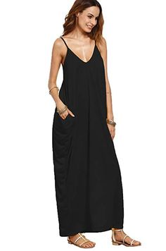To find out about the Cocoon Maxi Cami One Piece Dress at SHEIN IN, part of our latestDresses ready to shop online today! Natural Clothing, Oversized Dress, Maxi Styles, Draped Dress, One Piece Dress, Dress P, Fashion News, Cold Shoulder Dress, Clothes