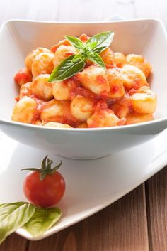 """My mamma makes the best gnocchi I have ever eaten and it is made like this recipe."""
