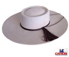 Sombrero del huaso chileno.