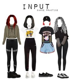 """""""Input """"Mark on me"""" Dance Practice"""" by nathanaah ❤ liked on Polyvore featuring NIKE, Dsquared2, Ostwald Helgason, Gucci, Boohoo, Robert Clergerie, Vetements, Puma and Timberland"""
