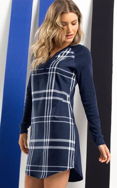 Discover recipes, home ideas, style inspiration and other ideas to try. Pyjamas, Pjs, Pijamas Women, Boys Shirts, Fashion Outfits, Womens Fashion, Lounge Wear, Nightwear, Lingerie