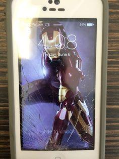 """Veja formas criativas de """"consertar"""" a tela quebrada do seu celular"""