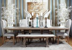 z gallerie dining room set