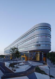 Center for Digital Innovation in Kista, Stockholm - NOD / Scheiwiller Svensson Architects - 20