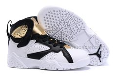 "https://www.hijordan.com/2016-nike-air-jordan-7-retroccchampionship-packchampagnewhitemetallic-goldblack-kids-shoes.html 2016 NIKE AIR JORDAN 7 RETRO""C&C""CHAMPIONSHIP PACK""CHAMPAGNE""WHITE/METALLIC GOLD-BLACK KIDS SHOES Only $59.00 , Free Shipping!"