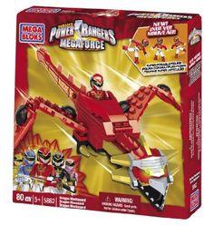 Amazon Mega Bloks Power Rangers Megaforce