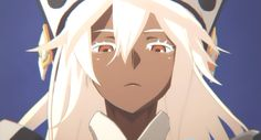 New Screenshots of Guilty Gear Xrd -SIGN- Showcase Antagonist Ramlethal Anime Fantasy, Dark Fantasy Art, Guilty Gear Xrd, Valentines Gif, Horror, Dark Anime Girl, Video Games Funny, Iconic Characters, Anime Artwork