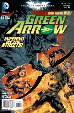 Green Arrow #11 - The Joy of Crime (Issue)