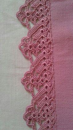 Crochelinhasagulhas Conjunto Feminino Rosa Em