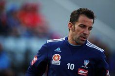 """Del Piero: """"Juventus - Roma non decisiva, rispettare l'Europa League"""""""