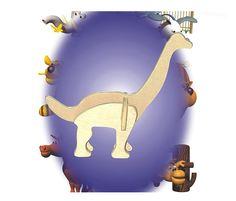 Mini 3D Puzzles Brachiosaurus #ShopMozlly #Mozlly #Dinosaur #mom #blogger #toys #kids