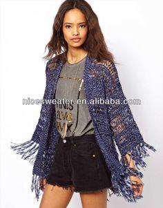 kimonos tejidos a crochet patrones - Buscar con Google