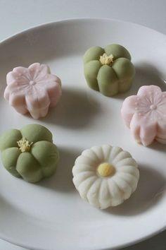 Japanese sweets / 練り切り(nerikiri)