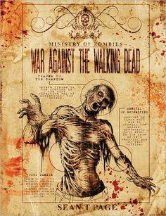 War Against the Walking Dead